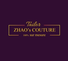 zhao couture carré